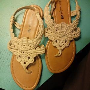 American Eagle Bohemian Sandals